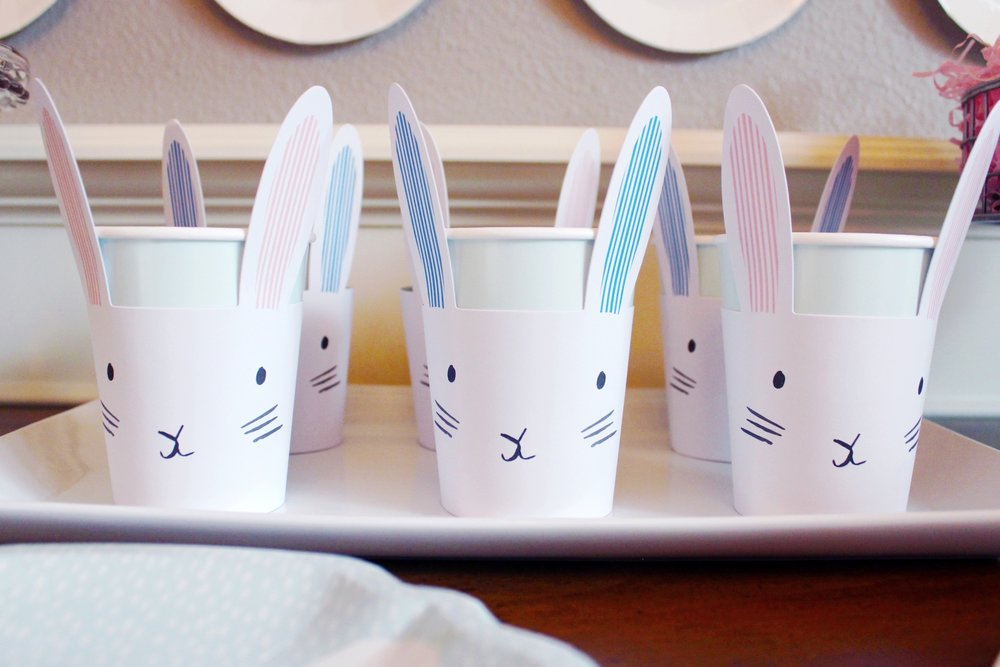 Easter Bunny Meri Meri Paper Party Cups_Design Organize Party.JPG