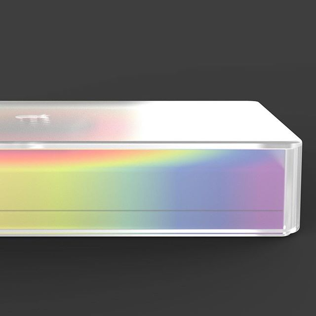 Particularly excited to see how this project turns out 🌈 #concept #apple #nike #betrue #render #rainbow #packagingdesign #industrialdesign #keyshot #watch