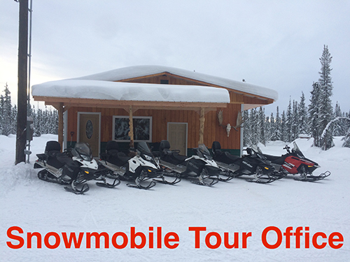 Snowmobile-rides