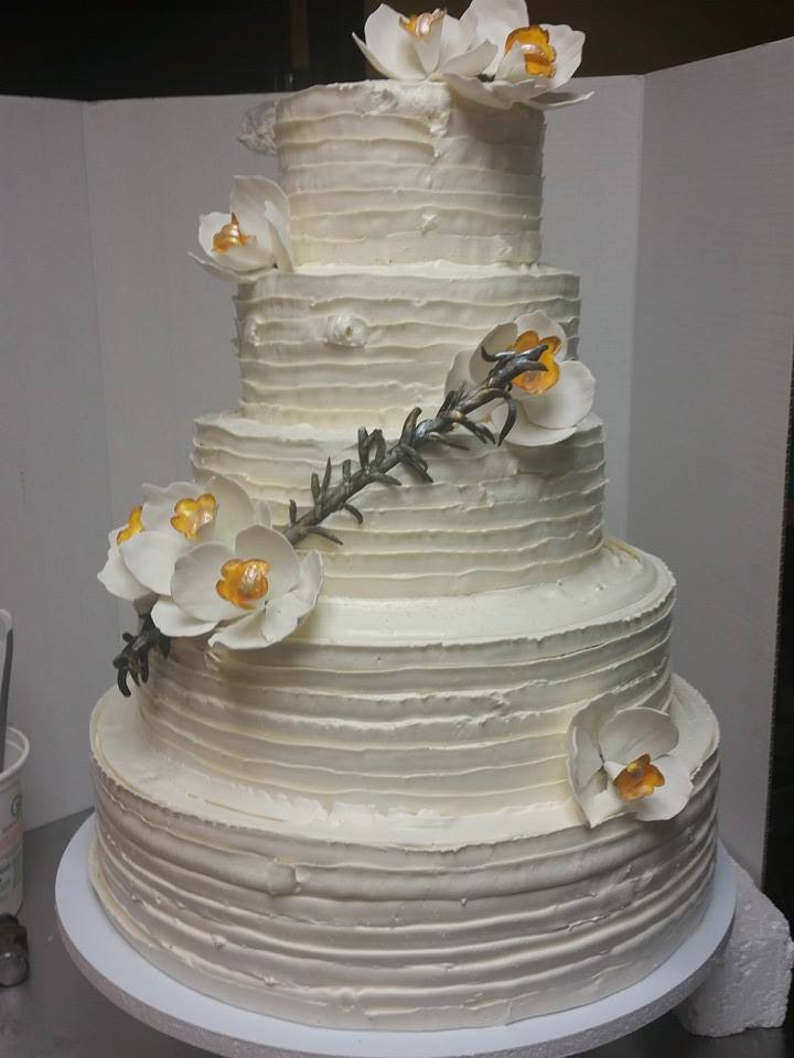 Wedding Cake Customization Services Binghamton NY