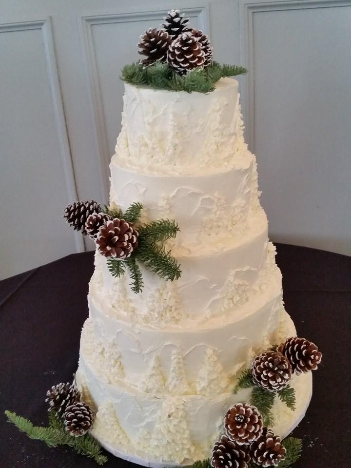 Custom Wedding Cakes Binghamton NY