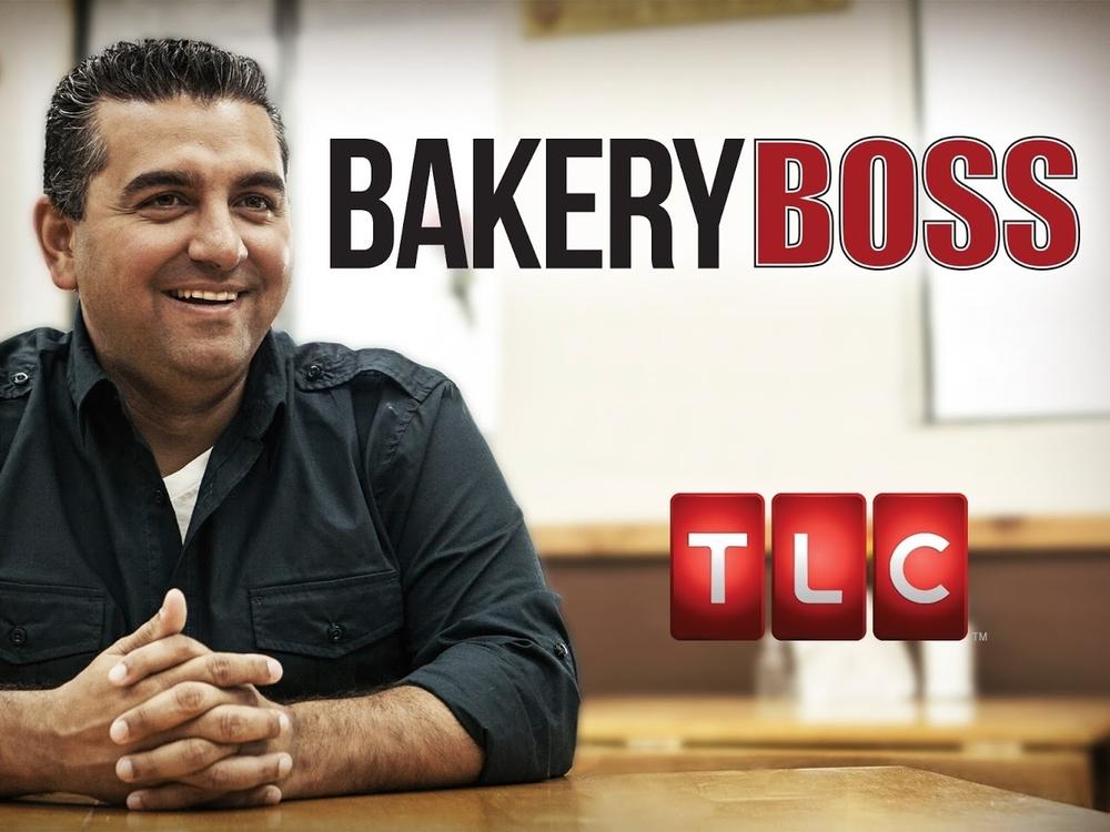 As Seen on TLC's Bakery Boss!