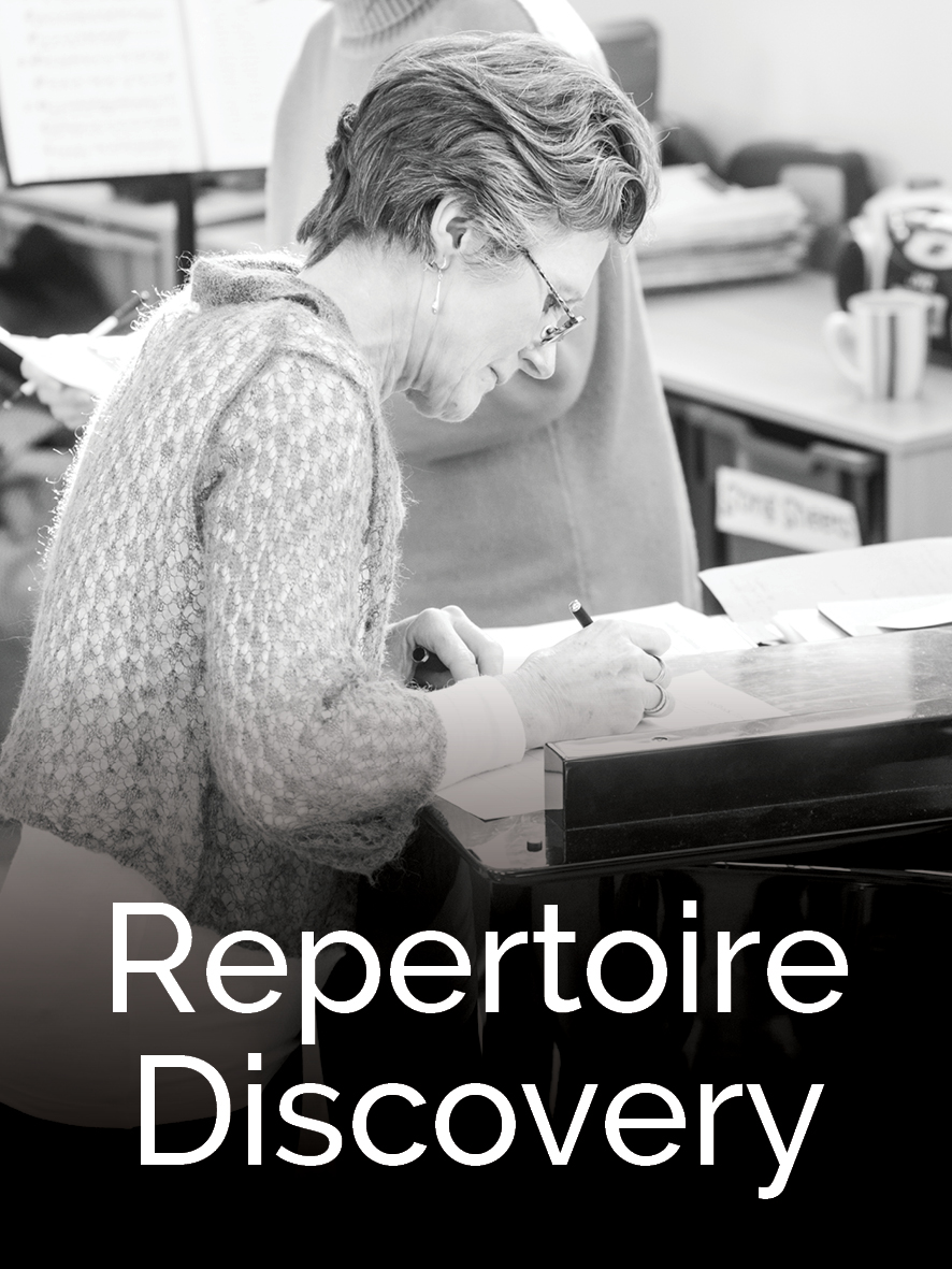 Repertoire Discovery