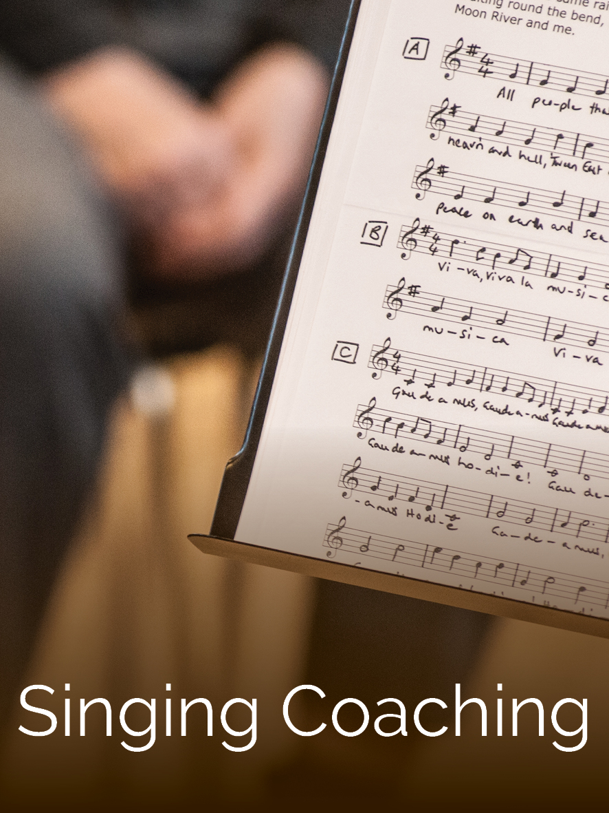 Singing Coaching