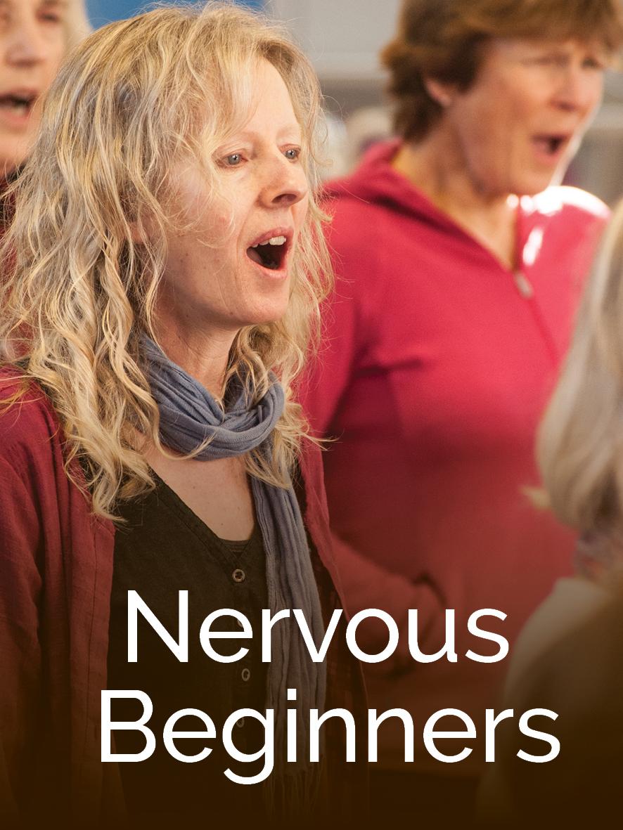 Nervous Beginners
