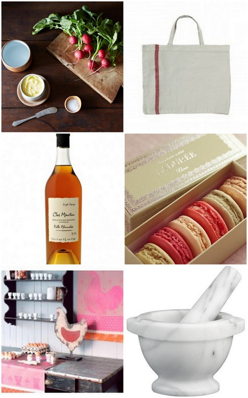 Amazing Gift Ideas For Dinner Party Part - 7: Here Are Some Of Our Favorite Unique Gifts To Bring To Your Fabulous French  Soirée. (Starting Clockwise Below)