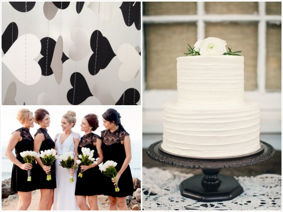 Avec Weddings and Events Mood Hue Black and White 2
