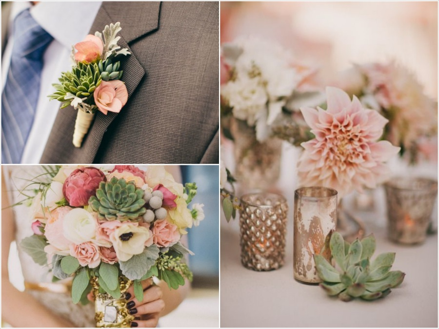 Avec Weddings & Events Feautured Fleur The Succulent  www.avecweddingsandevents.com