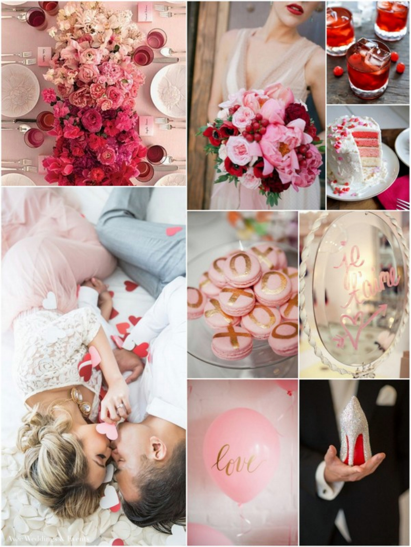 Avec Weddings & Events Valentine's Day2