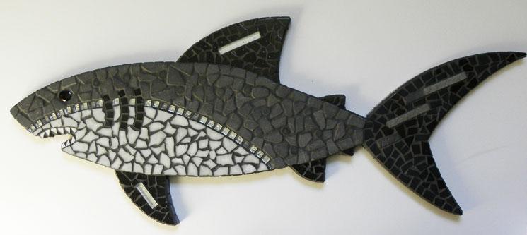 Mosaic Shark