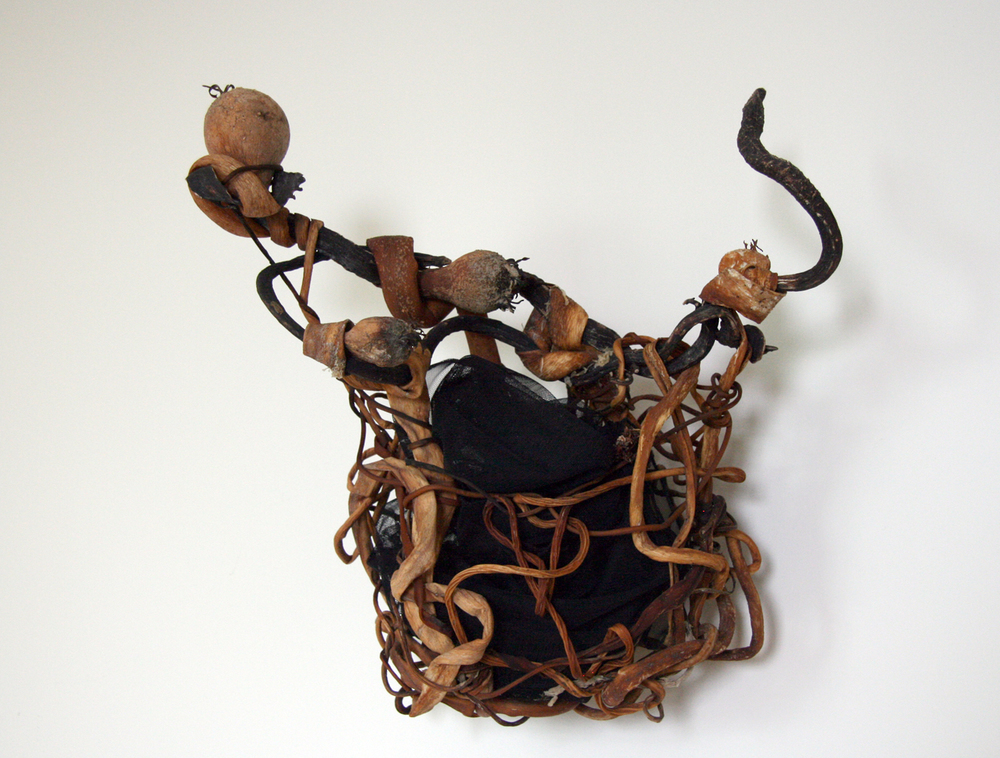 Wall Nest Basket