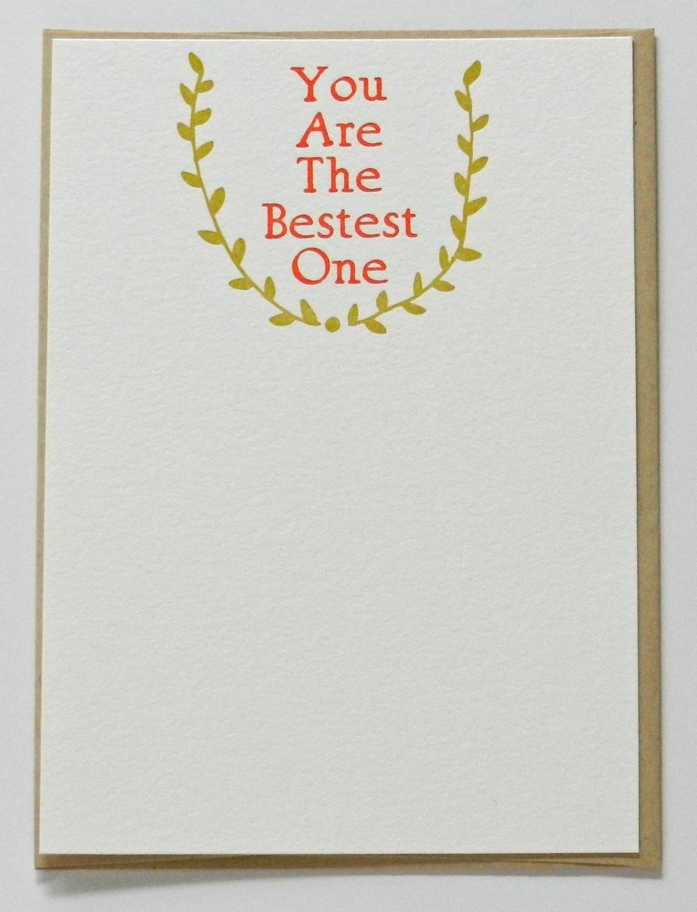 Bestest Card