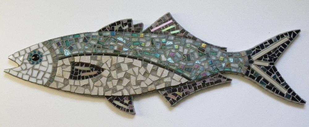 Mosaic Bluefish