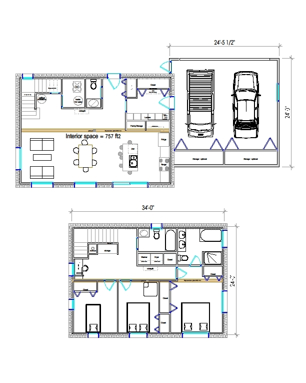 CV 1500 floorplans in a separate window