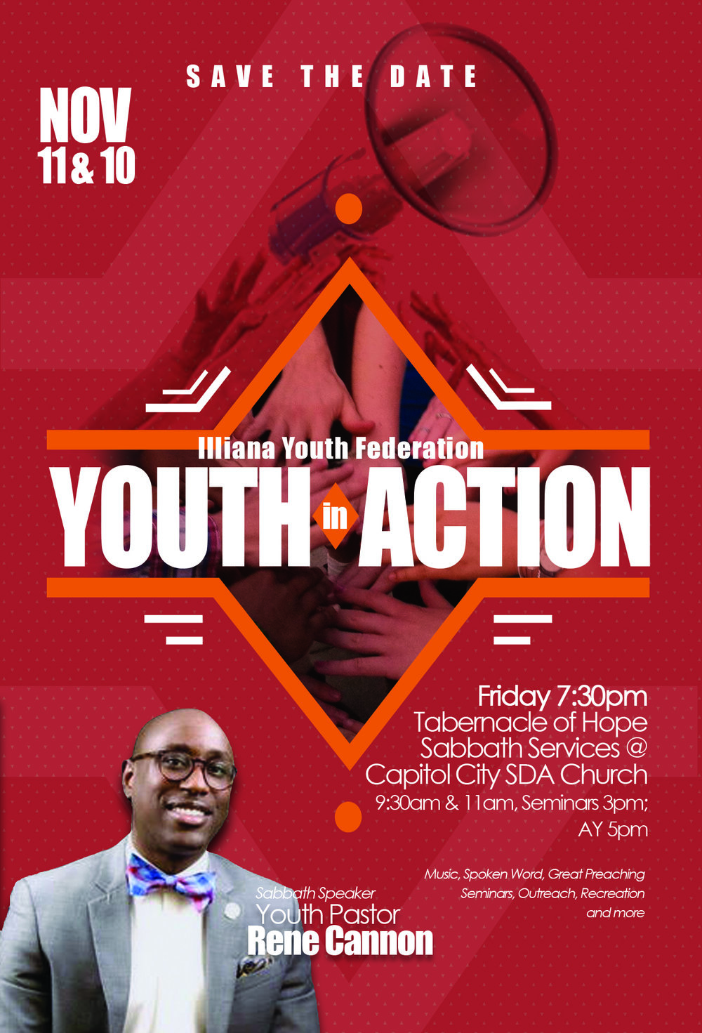 Events — LRC Youth Ministries