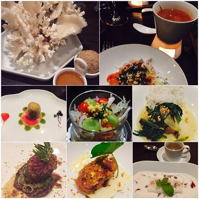 #Repost @_lyndylicious_ ・・・ What an incredible fine dining experience at @khairestaurant last night!  Every single dish has a unique story which makes it even more special. HIGHLY recommend this place when you are in SF. Only two seating per night! . . . #JonLynTravels #sanfrancisco #khairestaurant #foodie #makingmemories #vacation
