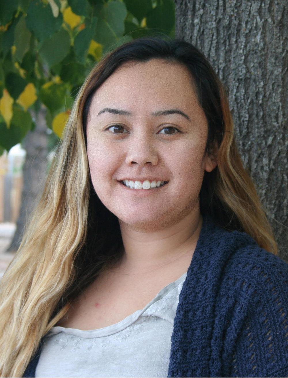 Tori Castro Roybal - Secretary