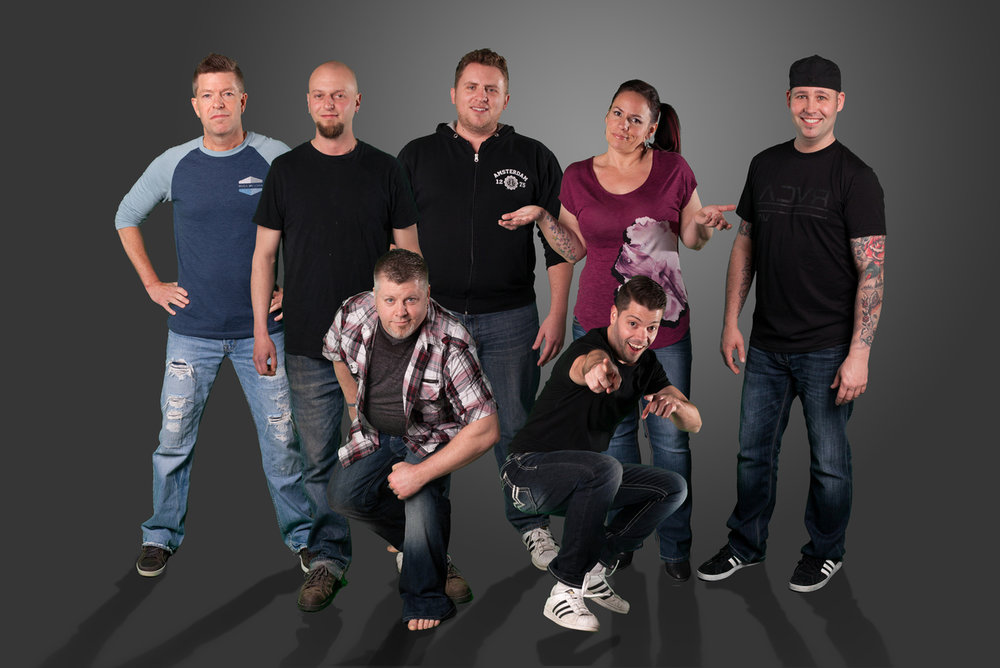 The Twin Cities most entertaining live top 40 cover band!
