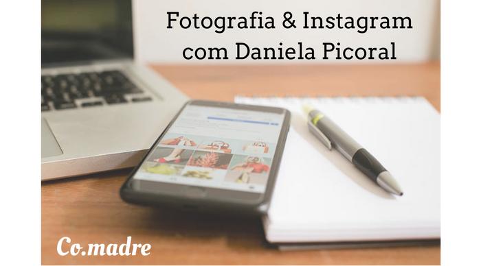 FOTOGRAFIA & INSTAGRAM - Como contar histórias de maneira visual.          Quando: 05/04/2017 das 14 às 17 horas          Aonde: Atelier Daniela Picoral - Rua Tabapuã, 627, cj. 63          Mais informações e inscrição:         http://www.cinese.me/encontros/fotografia-instagram-turma-ii