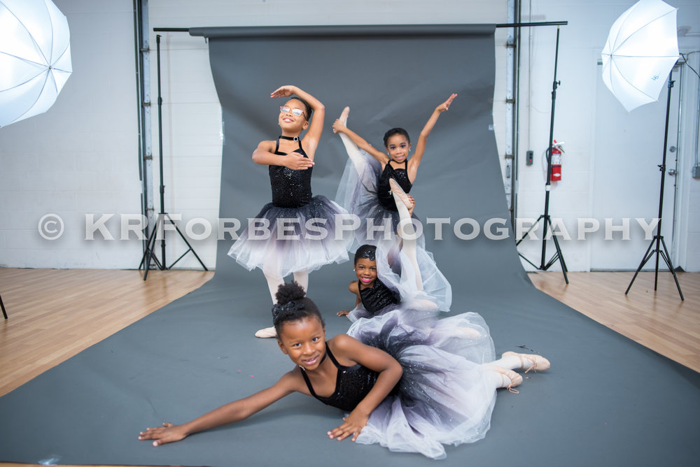 Wednesday Ballet - view gallery to make your selections from this class