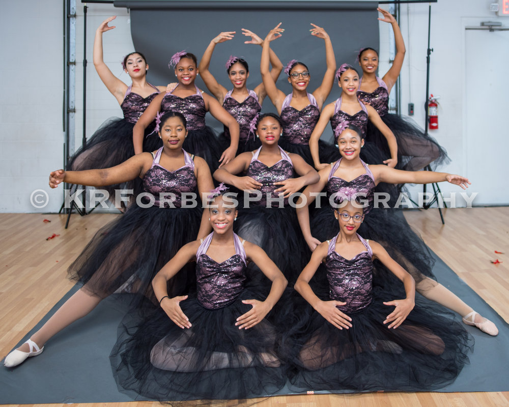 Monday Ballet 1 & 2 - view gallery to make your selections from this class