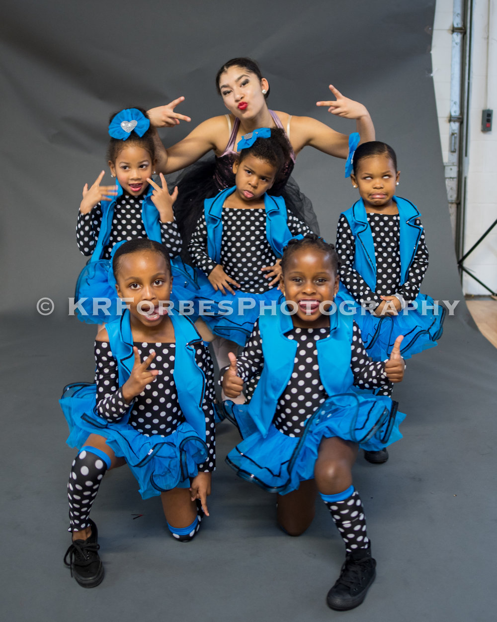 Hip Hop age 3-5 - view gallery to make your selections from this class
