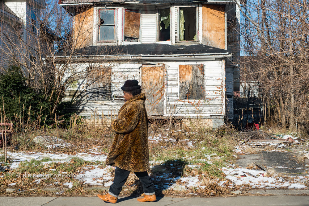 Cleveland, OH; American Poverty