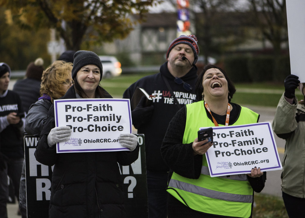 Your Choice Healthcare - organized by Ohio Religious Coalition for Reproductive Choiceclick to view more