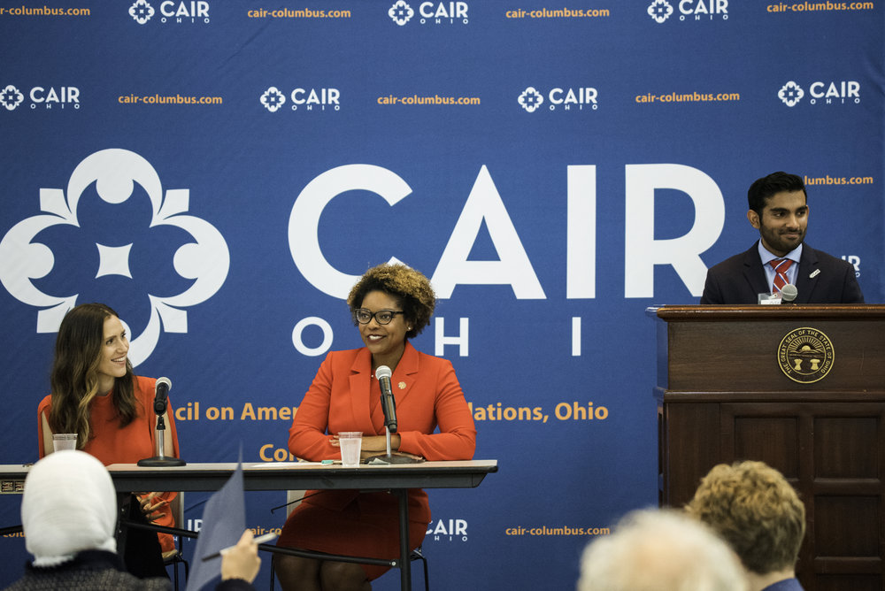 CAIR-OHIO 2ND ANNUAL MUSLIM DAY AT THE STATE CAPITOL -