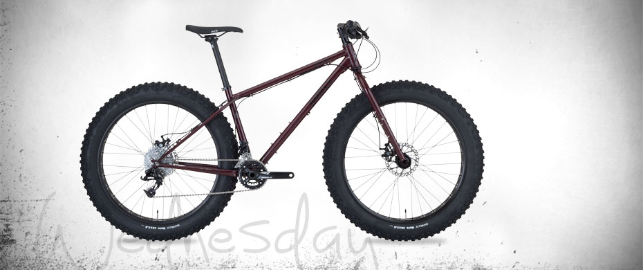 Surly Wednesday ($1499)