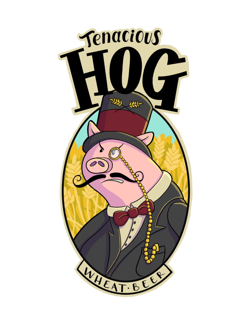 TENACIOUS HOG BEER PACKAGE
