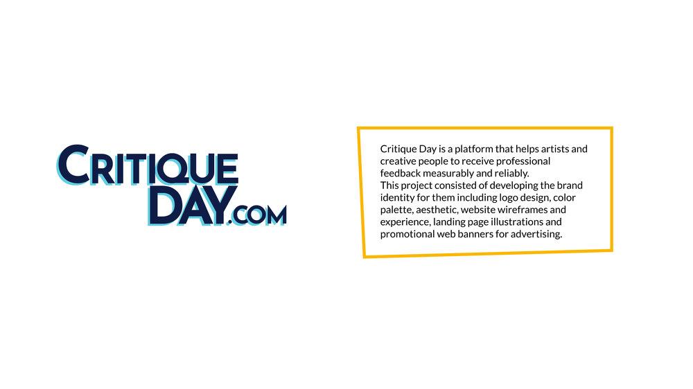 CritiqueDay.com