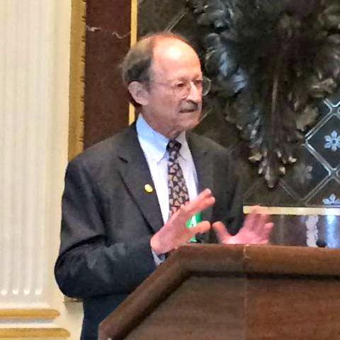 Dr. Harold Varmus / Photo Credit: NCI