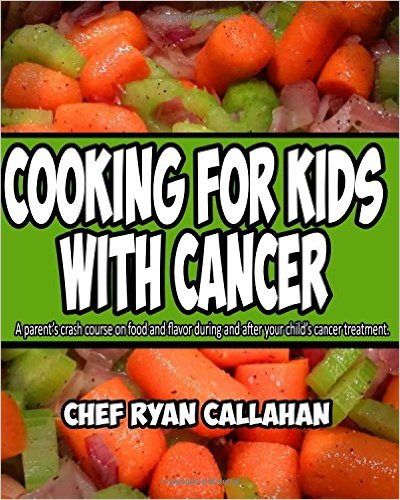 Book lovers day this years recommendation childrens cause for cooking for kids with cancer is a new book by chef ryan callahan the award winning author of cooking for chemod after were so glad theres now an forumfinder Choice Image