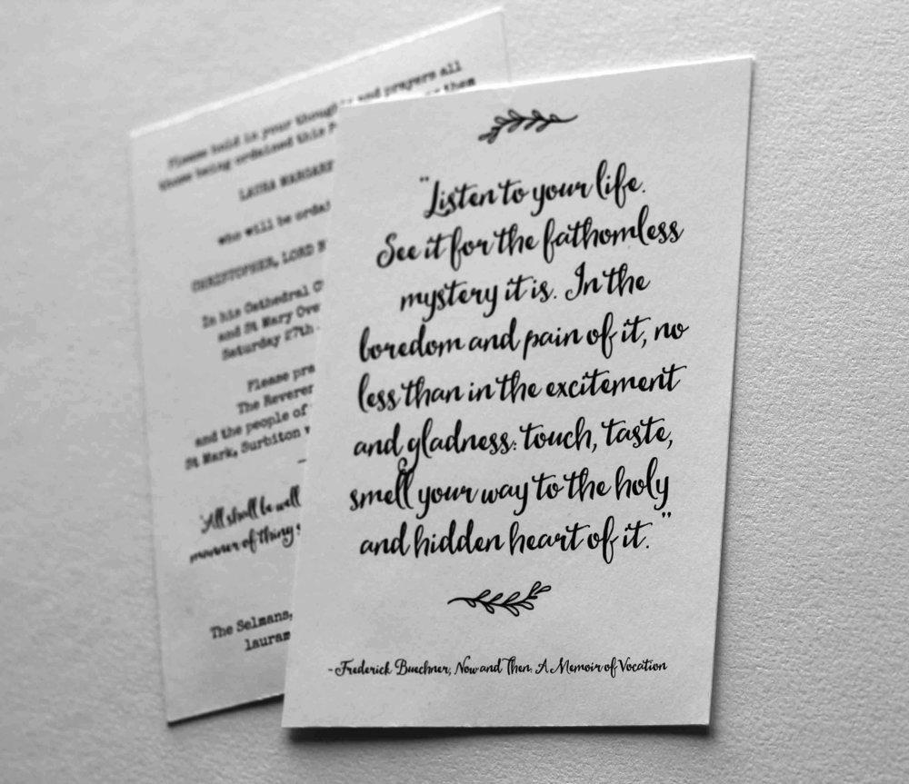 Ember card design