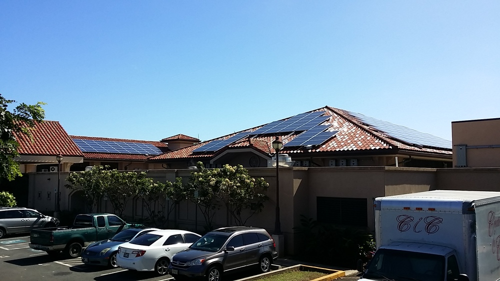 Filipino Community Center, 77.25kW