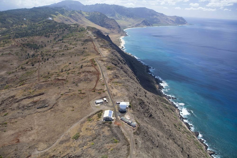 Kaena Point Satellite Tracking Site