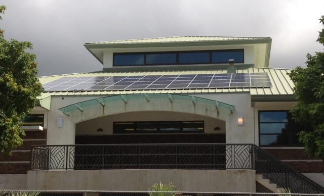 Manoa Public Library