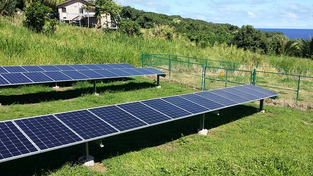 Haleakala National Park Off-Grid PV System