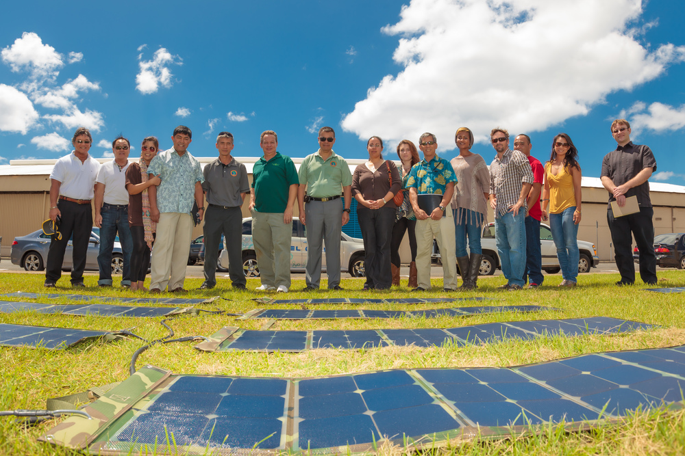 R&D / Product Development in mobile solar powered systems locally in Kaka'ako
