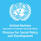 United Nations DESA Division for Social Policy and Development logo
