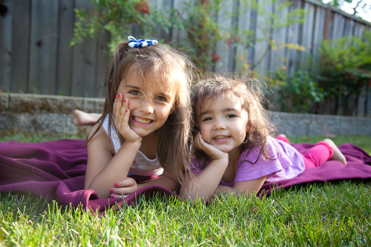 Child portrait photography in Milpitas, California