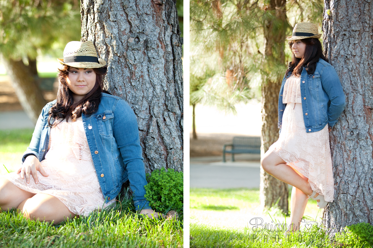 Briana Calderon Photography senior portrait for graduation 2013 in San Francisco Bay Area