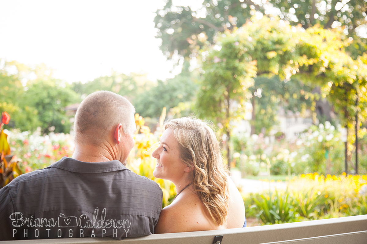 Engagement shoot at Mckinley Park in Sacramento, by Briana Calderon Photography based in the San Francisco Bay Area.