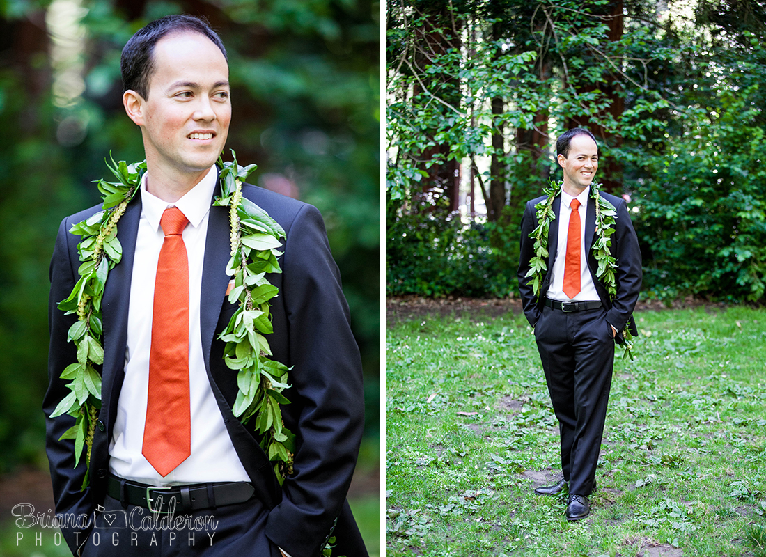 Stern Grove Wedding in San Francisco, California by Briana Calderon Photography.