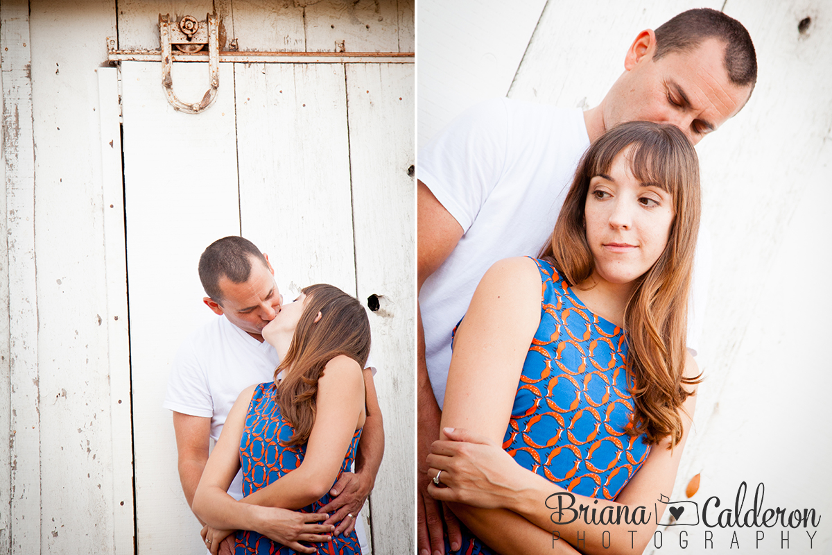 Engagement shoot at Wilder Ranch in Santa Cruz, CA.  Photo by Briana Calderon Photography based in the San Francisco Bay Area.