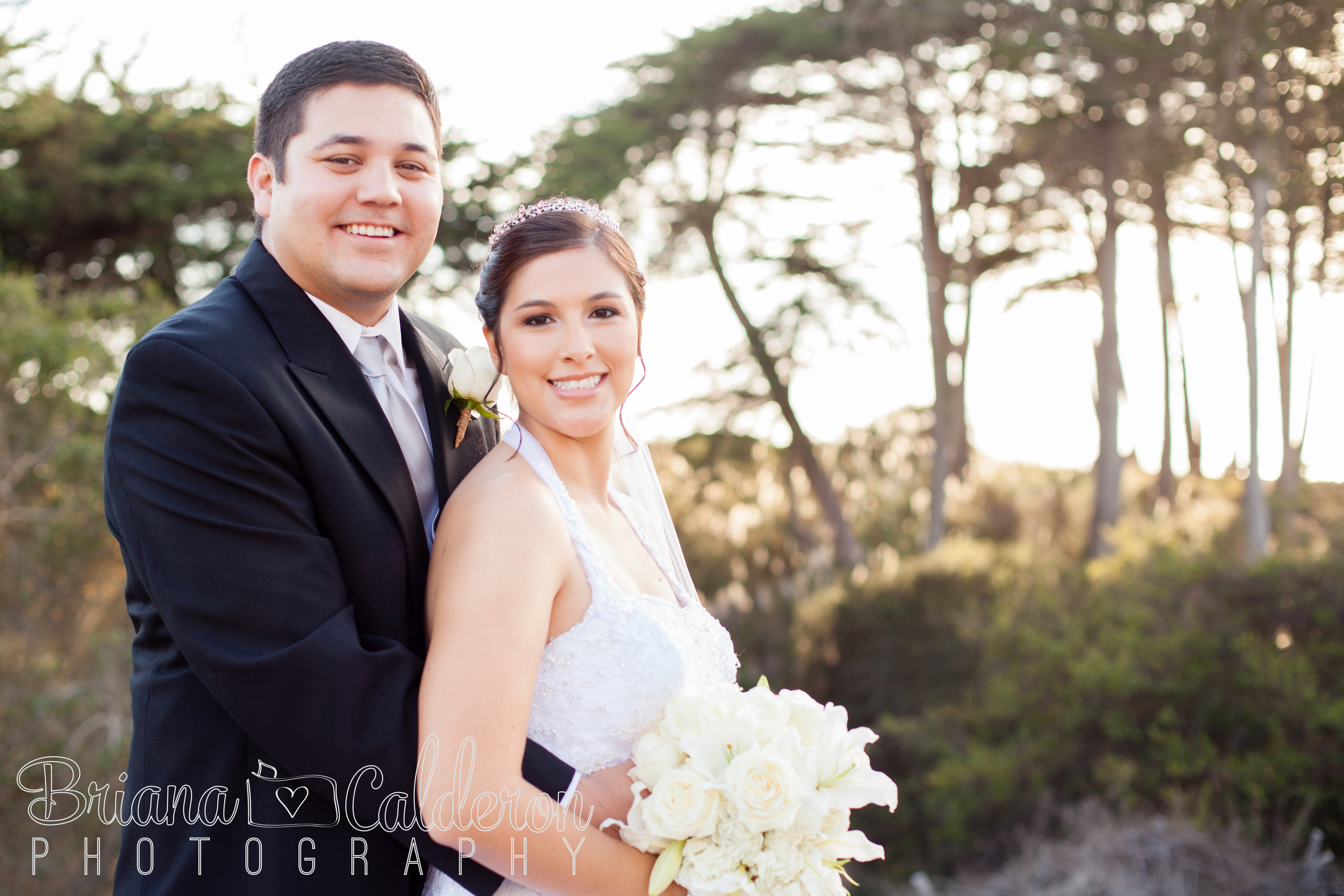 Seascape Beach Resort wedding in Aptos, CA. Photos by Briana Calderon Photography based in the San Francisco Bay Area.