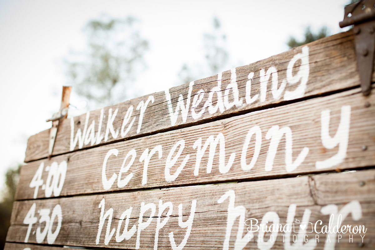Wedding at Hubcap Ranch in Pope Valley, CA.  Picture by Briana Calderon Photography based in the San Francisco Bay Area.