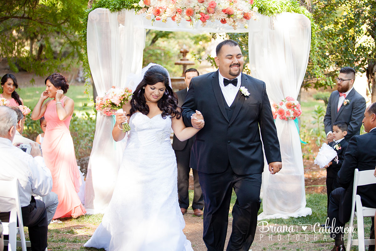 Palmdale Estates wedding in Fremont, California.  Photos by Briana Calderon Photography based in the San Francisco  Bay Area.