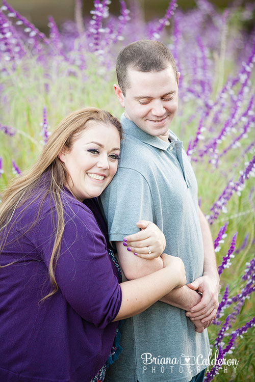Engagement photo shoot at Vasona Lake Park in Los Gatos, CA.  Pictures by Briana Calderon Photography based in the San Francisco Bay Area.
